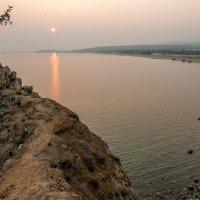 Рассвет с Байкалом :: Сергей Герасимов