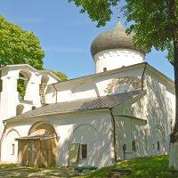 Спасо-Преображенский собор Мирожского монастыря :: bajguz igor