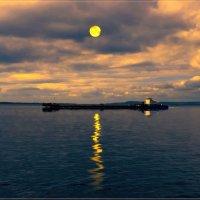 Лунная дорожка. :: Anatol Livtsov