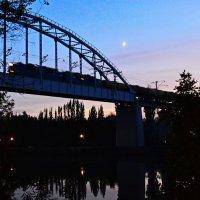 Мост через ВДСК. :: Aлександр **