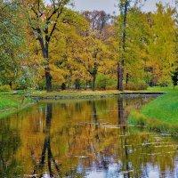 Осень на Верхних прудах... :: Sergey Gordoff