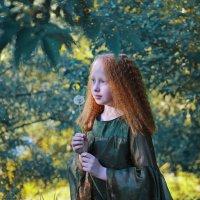 Лесная фея :: Римма Алеева