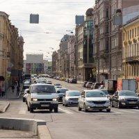 Питер Театр Юного Зрителя Гороховая утром :: Юрий Плеханов