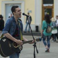 Этот крик у нас песней зовётся :: Александр Степовой