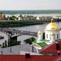 Духовные бастионы Нижнего Новгорода :: Андрей Головкин