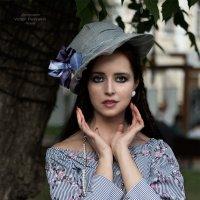Портрет в стиле времени... :: Виктор Перякин
