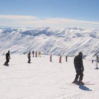 катание на лыжах :: Любовь ***