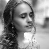 Черно-белое настроение :: Мария Гребенева