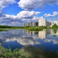 весенний пейзаж :: megaden774