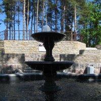 Фонтан, Нарва-Йыэсуу, Эстония :: veera (veerra)