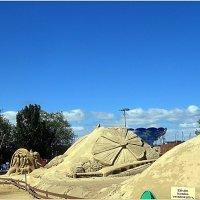 Фестиваль песчаных скуьптур :: Вера