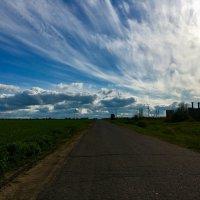Небо :: Любовь Шугинина