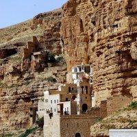 Вади Кельт. Монастырь святого Георгия. :: Надя Кушнир
