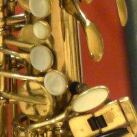 саксофон-баритон (фрагмент) :: Марина Буренкова