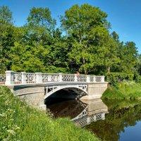Ламский мост после реставрации :: Олег Попков