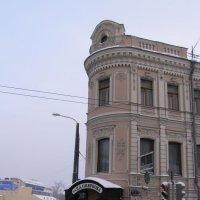 Угловой дом на Пятницкой :: Анна Воробьева