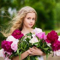 Пионовый рай :: Lena Dorry
