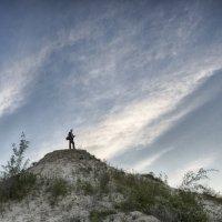 На высоте... :: Фёдор Куракин