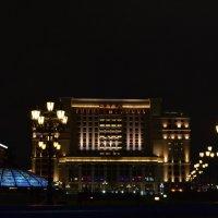 """""""Four Seasons Hotel"""" (бывшая снесённая гостиница""""Москва"""") :: Галина R..."""