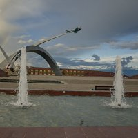 После дождя - выглянула радуга. :: Анатолий 71
