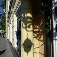 Тени на стене :: Galina Belugina