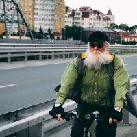 Велобородые в городе . :: Artem72 Ilin