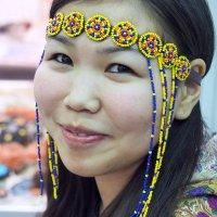 северная девичья краса :: Олег Лукьянов
