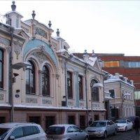 Купеческий особняк 1904 :: Анна Воробьева