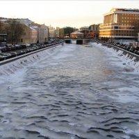 Водоотводный канал :: Анна Воробьева