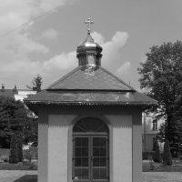 Православная   часовня   в   Ивано - Франковске :: Андрей  Васильевич Коляскин