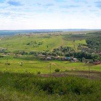 О летних прогулках по холмам.. :: Андрей Заломленков