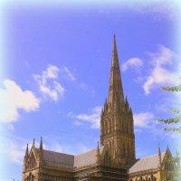 Самый высокий собор Англии :: Марина Домосилецкая
