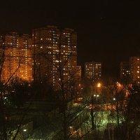 зимняя ночь :: Владислава Андрюнина