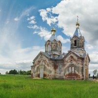 Свято-Вознесенский Храм :: Алексей Жариков