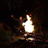 Танцы с пламенем :: Денис Зорин