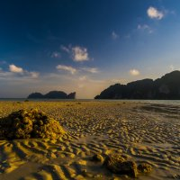 Остров Пи-Пи-Дон (Таиланд). Отлив.Закат. :: igor1979 R