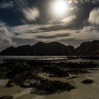Остров Пи-Пи-Дон (Таиланд). Лунная ночь. :: igor1979 R