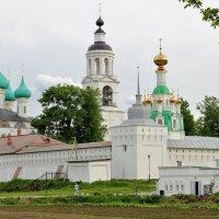 Свято-Введенский Толгский женский монастырь. :: Ираида Мишурко