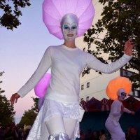 Белый парад (серия). Чаровница :: Nina Yudicheva