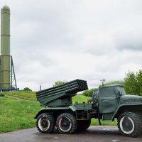 Памятник создателям ракетного щита России 1 :: Татьяна Помогалова