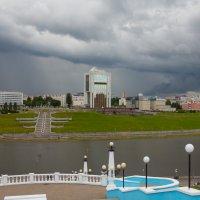 Прогулка по Чебоксарам :: Роман Царев
