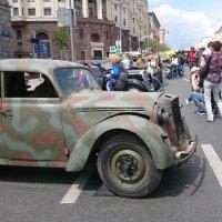 Bыставка техники в центре Москвы на день России :: Galina194701