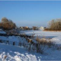 Зима :: Александр Максимов
