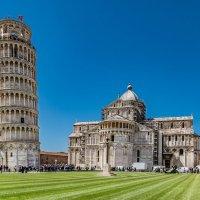 Пизанская башня вид с тыльной части :: Konstantin Rohn