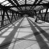 Пешеходный мост :: Павел Нарышкин
