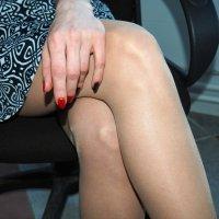 Ручки,ножки,коленочки :: Юрий Плеханов