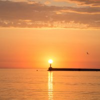 Солнце-маяк :: Виктор Фин