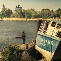 Рыбак :: Сергей Шруба