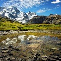 я люблю отражение гор :: Elena Wymann