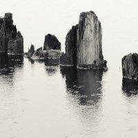 следы старой пристани :: ksanka skornyakova